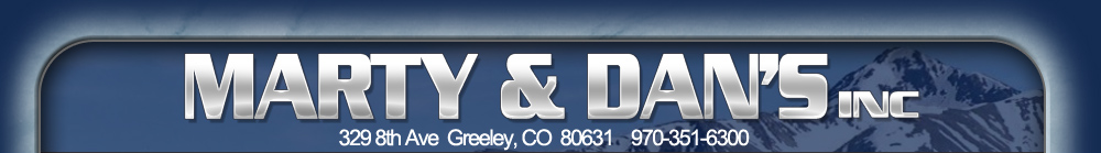 Marty & Dans INC - Greeley, CO