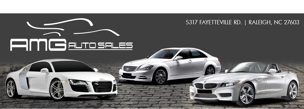 AMG Auto Sales - Raleigh, NC