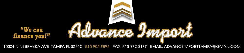 Advance Import - Tampa, FL