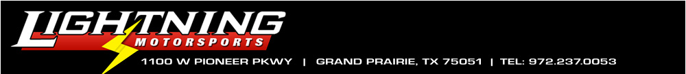Lightning Motorsports - Grand Prairie, TX