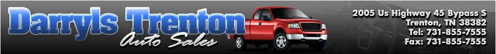 Darryls Trenton Auto Sales - Trenton, TN