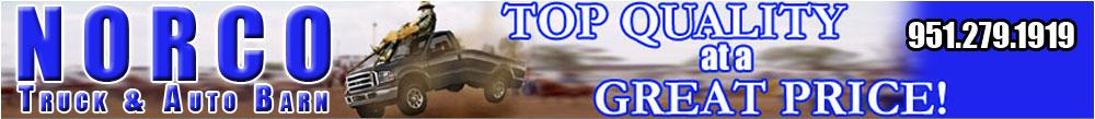 Norco Truck & Auto Barn - Norco, CA