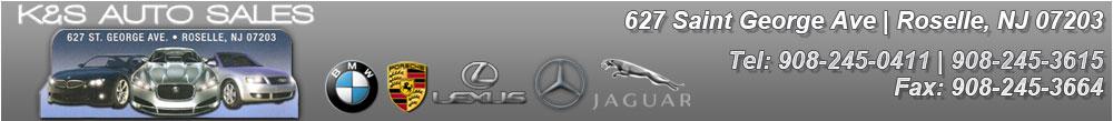 K & S Auto Sales - Roselle, NJ