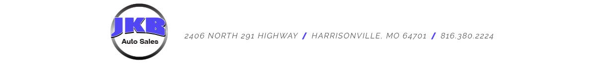 JKB Auto Sales - Harrisonville, MO