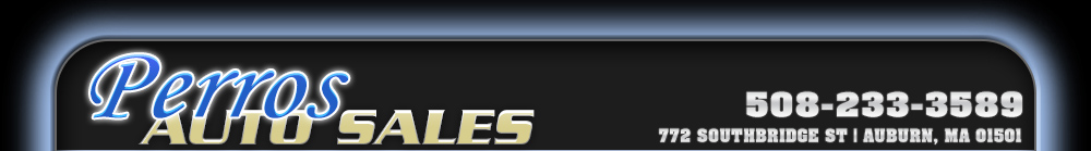 Perros Auto Sales - Auburn, MA
