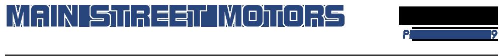 MAIN STREET MOTORS - Worcester, MA