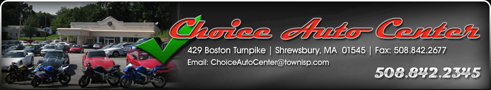 Choice Auto Center - Shrewsbury, MA
