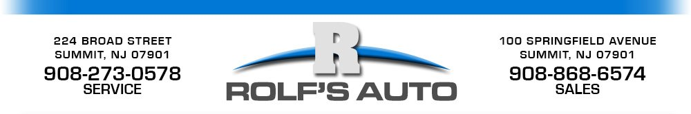 Rolfs Auto Sales - Summit, NJ