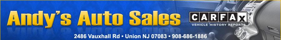 Andy's Auto Sales - Union, NJ