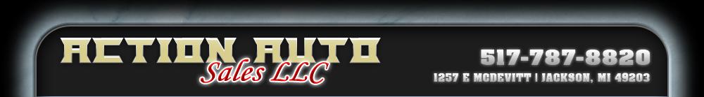 Action Auto Sales LLC - Jackson, MI