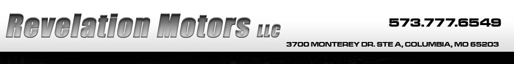 Revelation Motors Llc Used Cars Columbia Mo Dealer