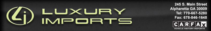 Luxury Imports Inc. - Alpharetta, GA