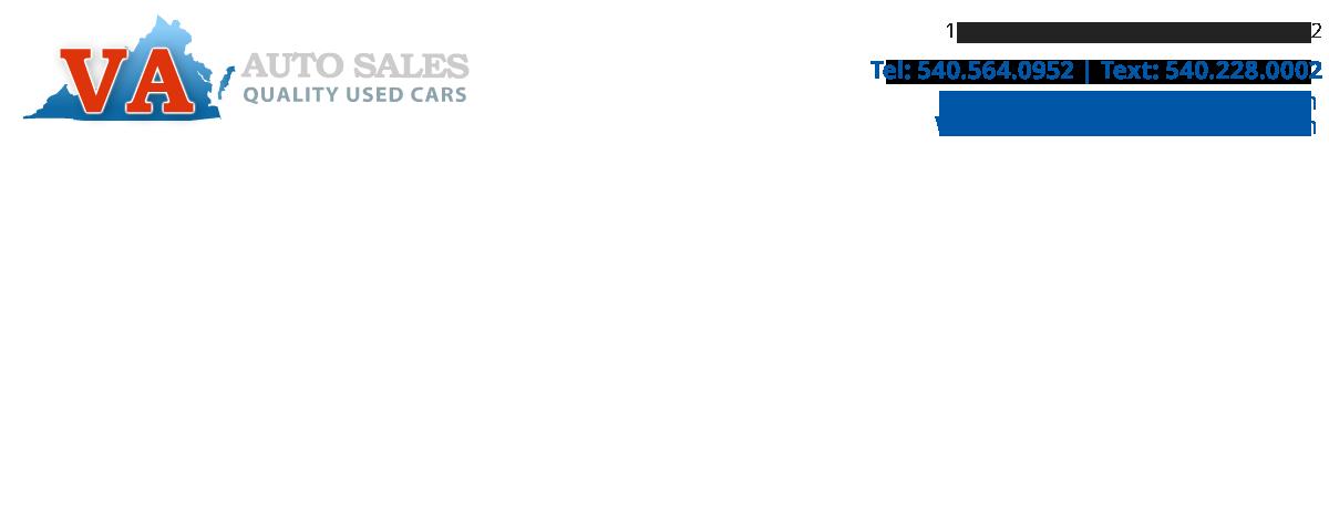 Va Auto Sales - Harrisonburg, VA