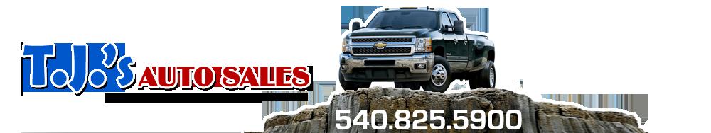 TJ'S Auto Sales - Culpeper, VA
