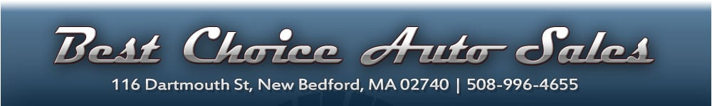 Best Choice Auto Sales INC - New Bedford, MA