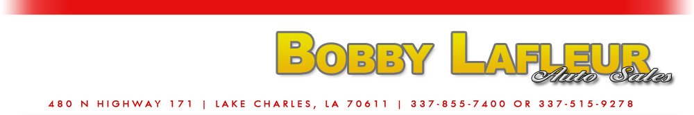 Bobby Lafleur Auto Sales - Lake Charles, LA