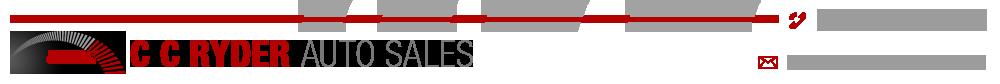 C C Ryder Auto Sales - Gadsden, AL