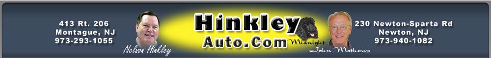 Hinkley Auto Sales INC - Montague, NJ