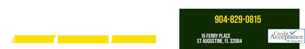 Castagna Auto Sales LLC - SAINT AUGUSTINE, FL