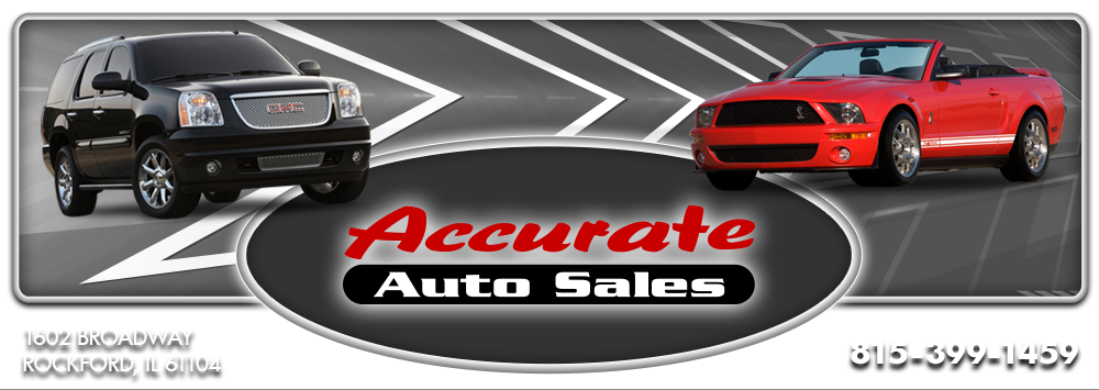 Used Cars Rockford Il >> Accurate Auto Sales Used Cars Rockford Il Dealer