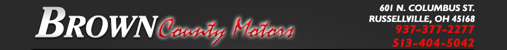 Brown County Motors - Russellville, OH