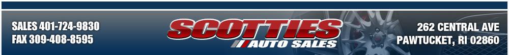 Scotties Auto Sales - Pawtucket, RI