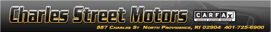Charles Street Motors - North Providence, RI