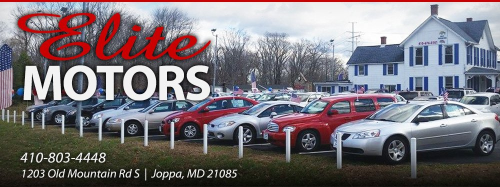 Elite Motors INC - Joppa, MD