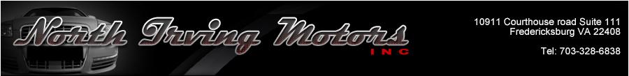 North Irving Motors INC - Fredericksburg, VA