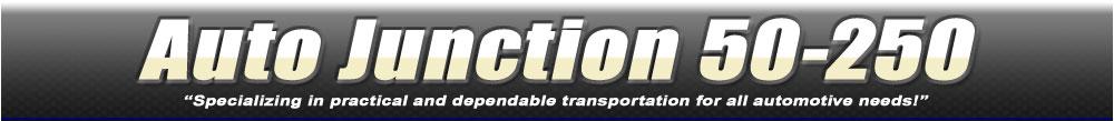 Auto Junction 50 - 250 - Grafton, WV