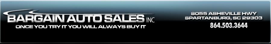 Bargain Auto Sales INC - Spartanburg, SC