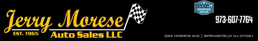 Jerry Morese Auto Sales LLC - Springfield, NJ