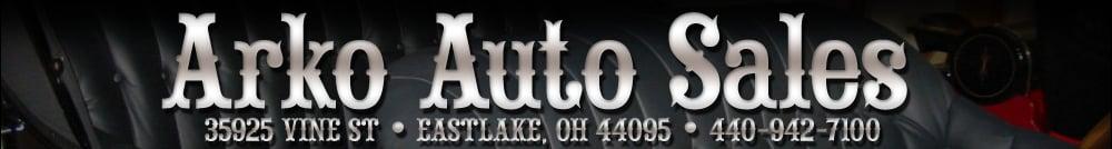 Arko Auto Sales - Eastlake, OH
