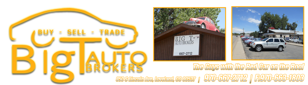 Big T Auto Brokers - Loveland, CO
