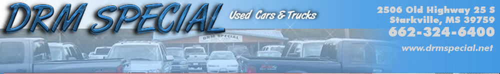 DRM Special Used Cars - Starkville, MS