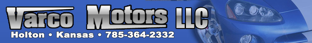 Varco Motors LLC - Holton, KS