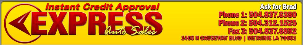 Express Auto Sales - Metairie, LA