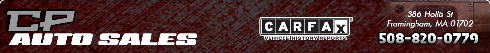 CP Auto Sales - Framingham, MA