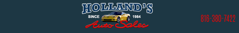 Holland's Auto Sales - Harrisonville, MO