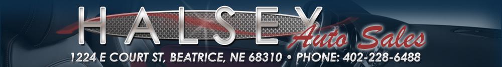 Halsey Auto Sales - Beatrice, NE
