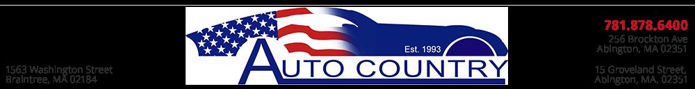 Auto Country Inc - Abington, MA