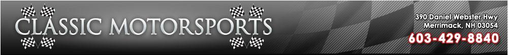 Classic Motor Sports - Merrimack, NH