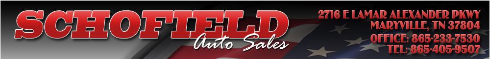 Schofield Auto Sales - Maryville, TN