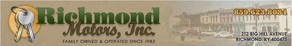 Richmond Motors Inc - Richmond, KY
