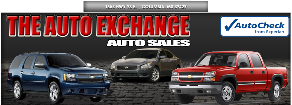 The Auto Exchange Auto Sales - Columbia, MS