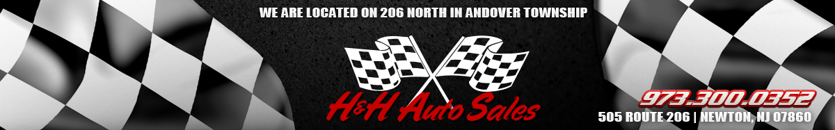 H & H Auto Sales - Newton, NJ
