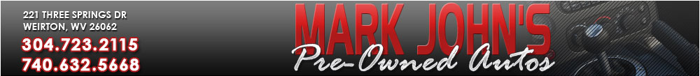 Mark John's Pre-Owned Autos - Weirton, WV