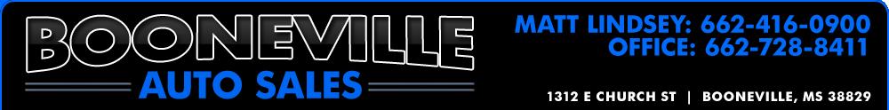 Booneville Auto Sales - Booneville, MS