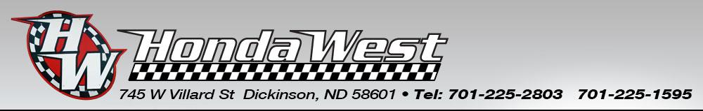 Honda West - Dickinson, ND