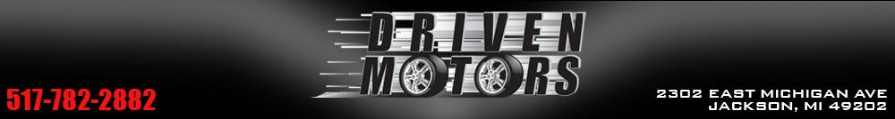 Driven Motors - Jackson, MI
